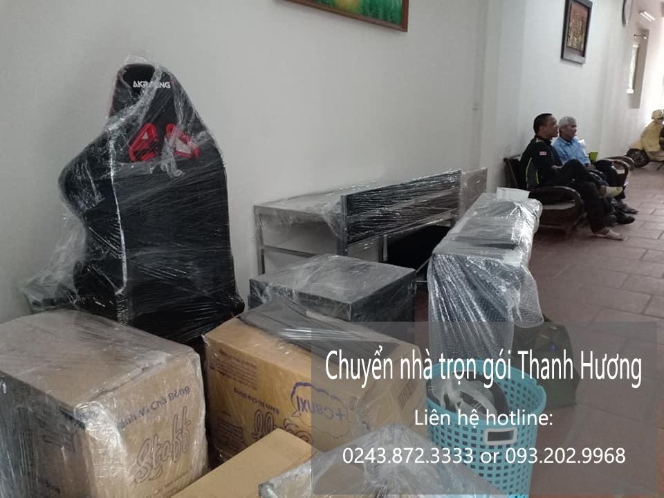 Giảm giá 20 % chuyển hàng tết Thanh Hương phố Lạc Chính