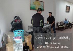 Chuyển nhà chất lượng Thanh hương phố Bảo Khánh