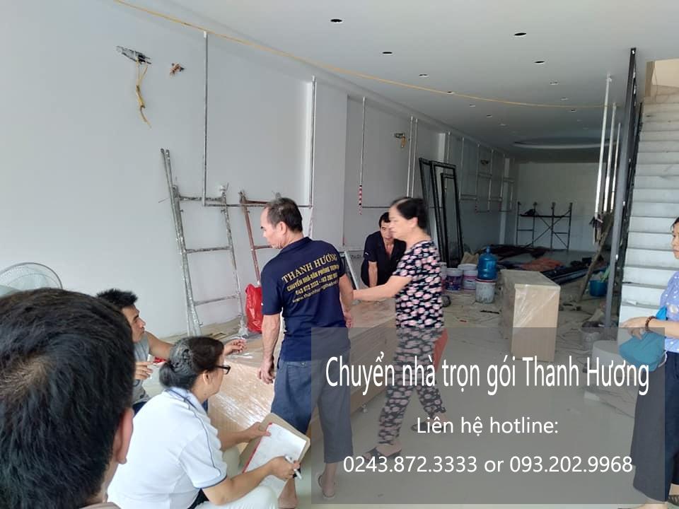 Dịch vụ chuyển nhà trọn gói Thanh Hương tại xã Bột Xuyên