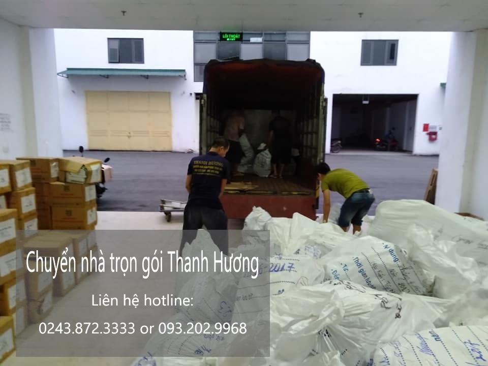 Dịch vụ chuyển nhà trọn gói giá rẻ Thanh Hương tại xã Đại Nghĩa
