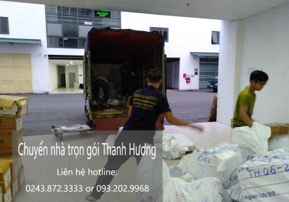 Dịch vụ chuyển nhà trọn gói giá rẻ Thanh Hương tại xã Đốc Tín