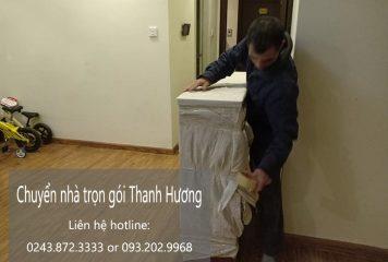 Chuyển văn phòng giá rẻ Thanh Hương phố Ấu Triệu