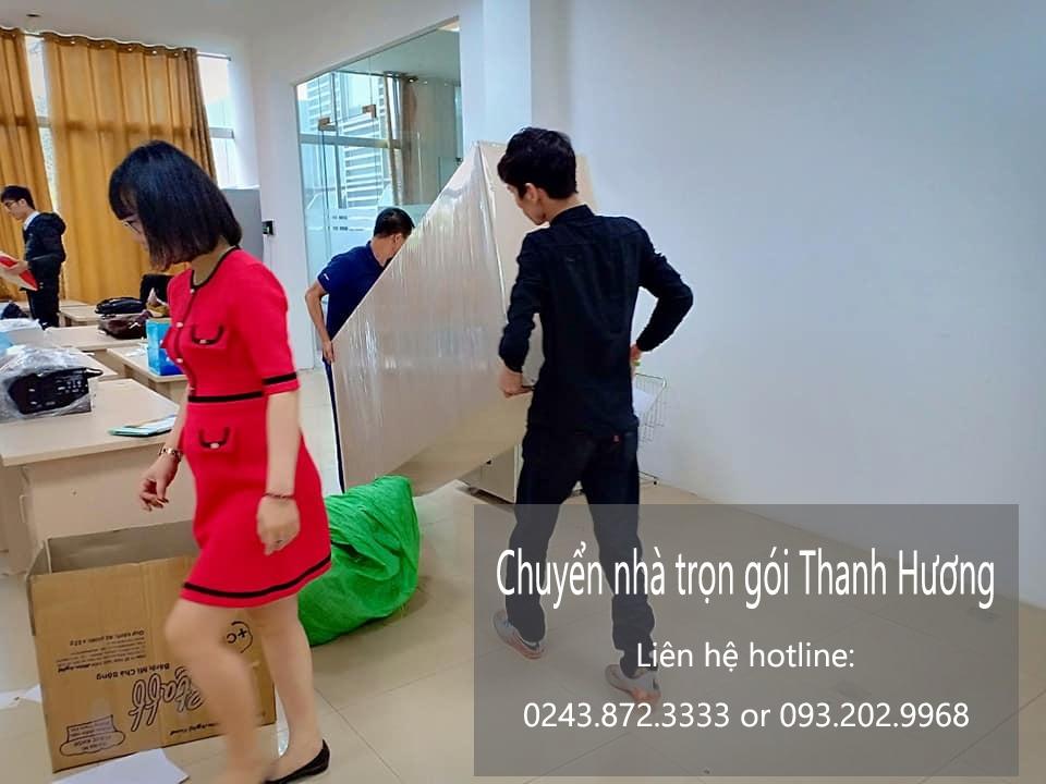 Chuyển nhà giá rẻ Thanh Hương phố Bà Triệu