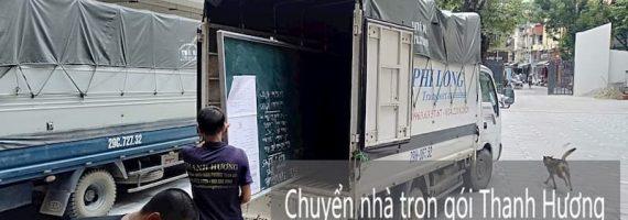 Dịch vụ chuyển nhà trọn gói giá rẻ Thanh Hương tại xã Văn Hoàng.