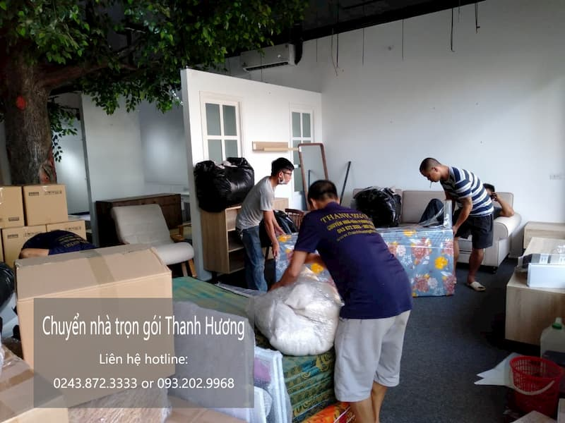 Dịch vụ chuyển nhà Thanh Hương tại xã Phú Yên
