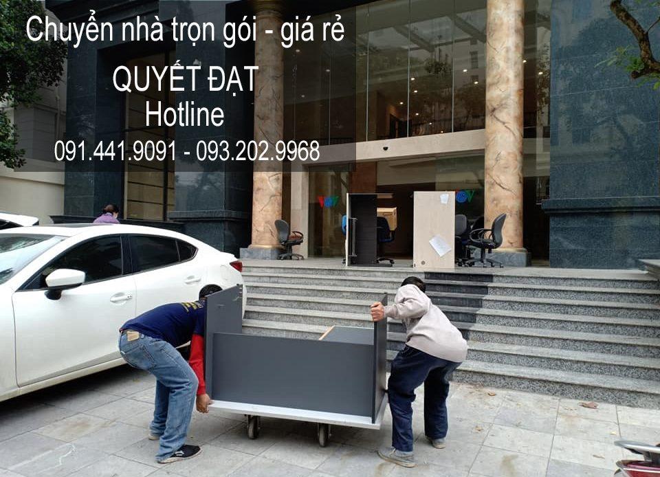 Dịch vụ chuyển nhà trọn gói tại phố Trần Bình