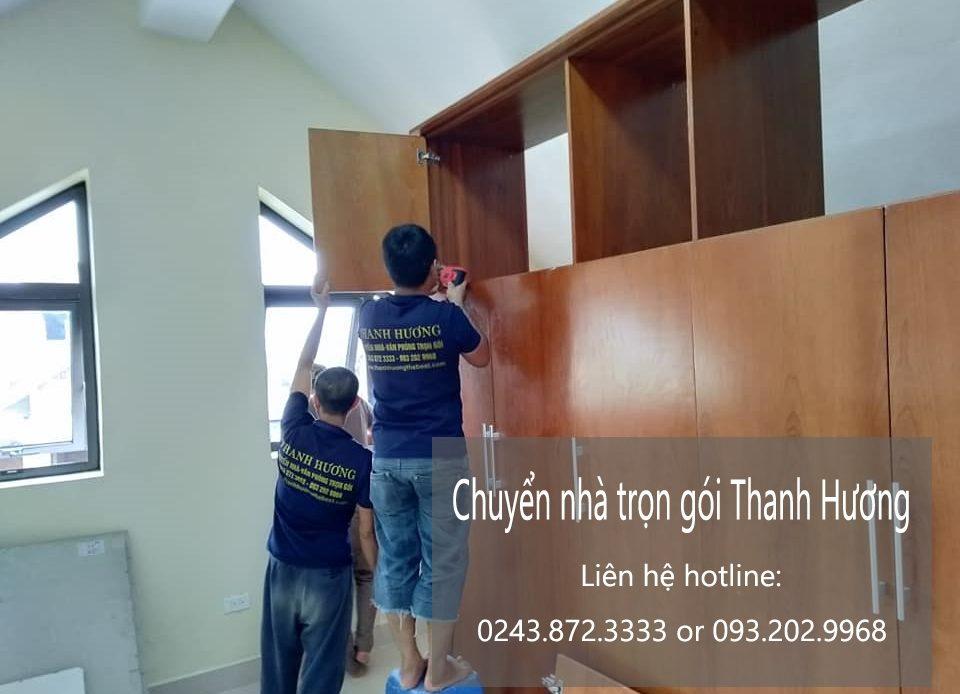 Dịch vụ chuyển nhà trọn gói giá rẻ tại xã Tri Trung