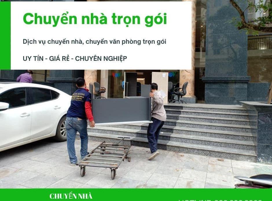 Dịch vụ chuyển nhà trọn gói giá rẻ Thanh hương tại xã Quang Trung