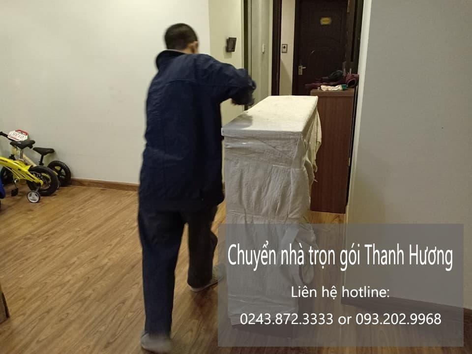 Dịch vụ chuyển nhà trọn gói tại phố Trúc Khê
