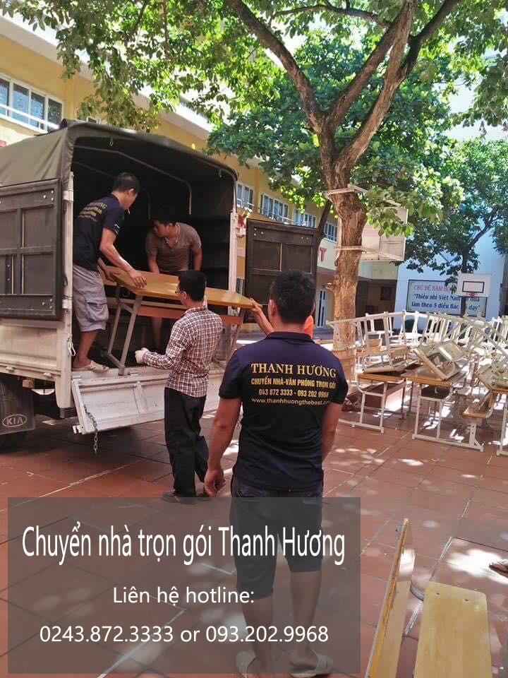 Dịch vụ chuyển nhà trọn gói giá rẻ tại phố Hòa Mã