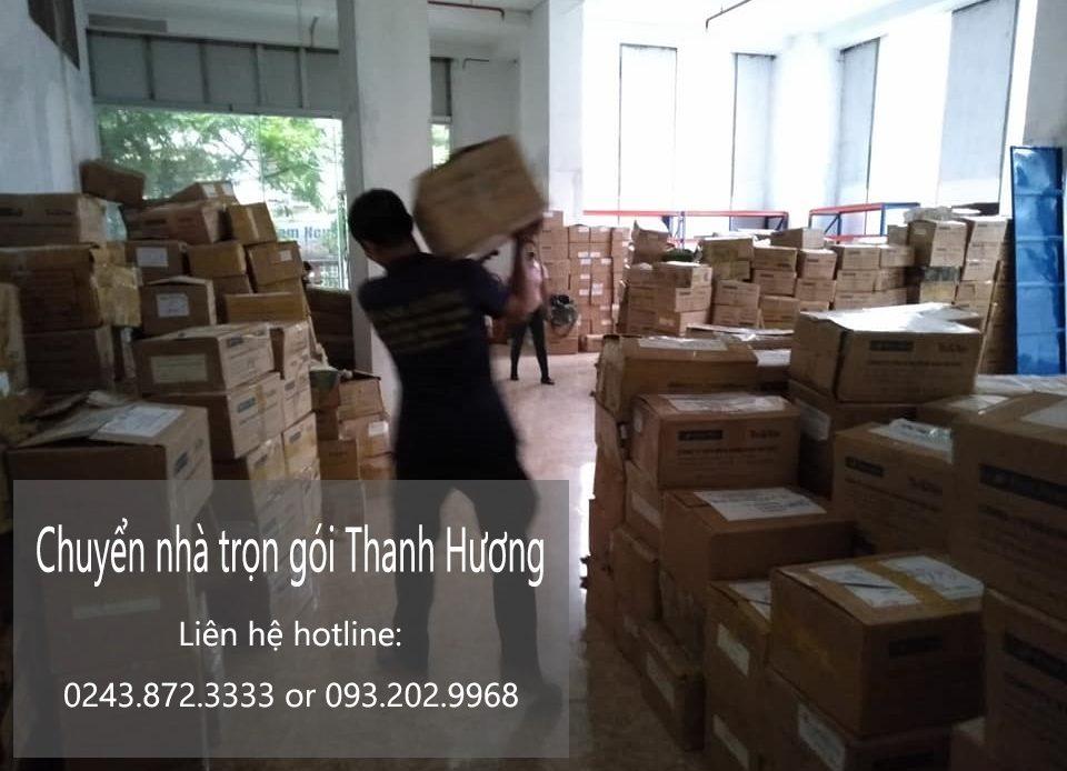 Chuyển nhà trọn gói giá rẻ tại đường Định Công