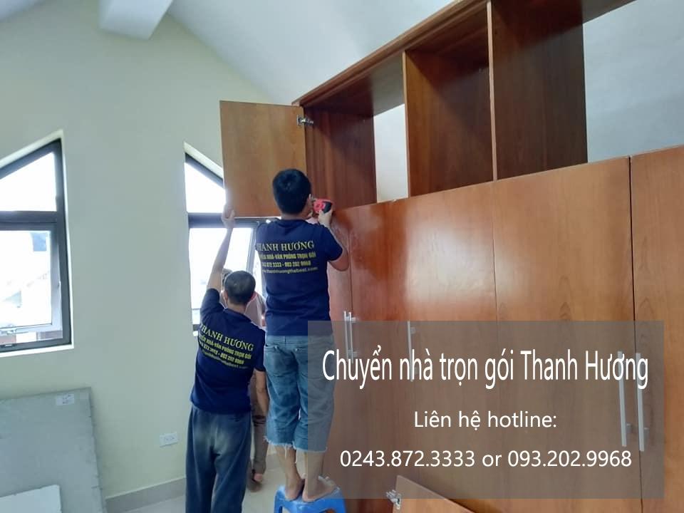 Dịch vụ chuyển văn phòng Thanh Hương tại xã leien