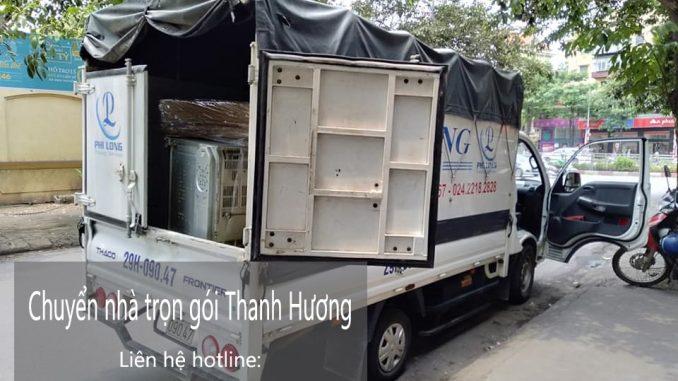 Chuyển nhà trọn gói giá rẻ tại đường Trần Hưng Đạo