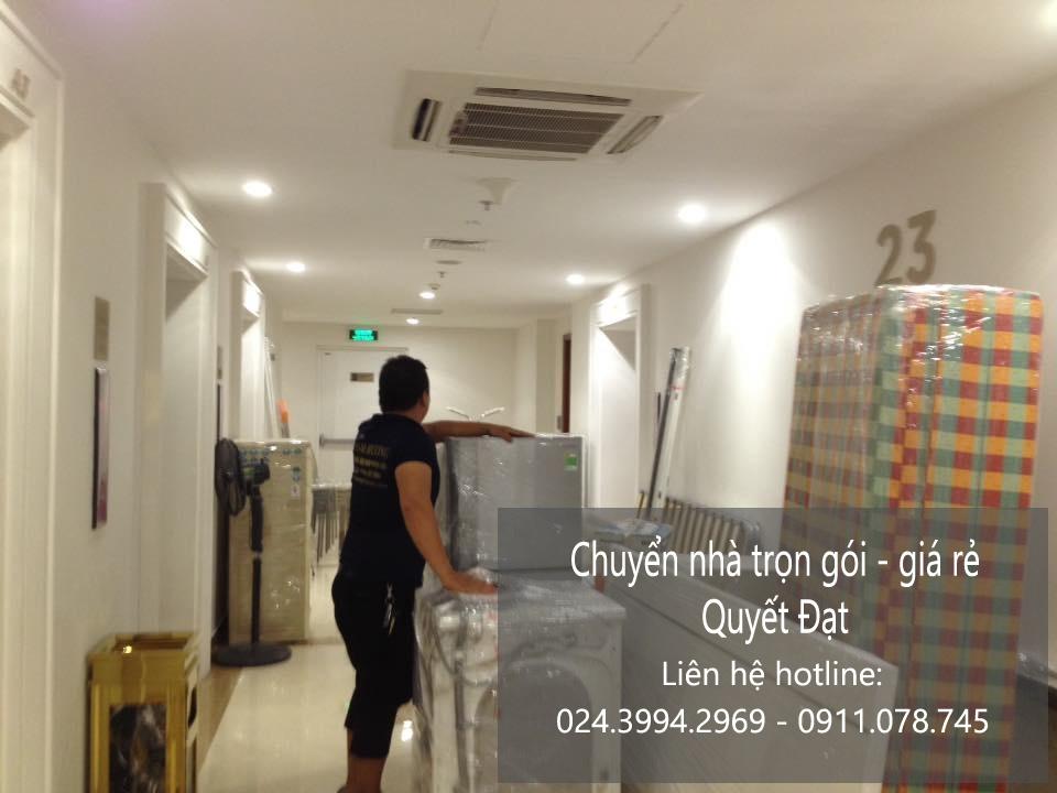 Dịch vụ chuyển nhà trọn gói tại đường Nguyễn Phan Chánh