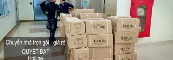 Dịch vụ chuyển nhà trọn gói Thanh Hương tại đường đặng vũ hỷ