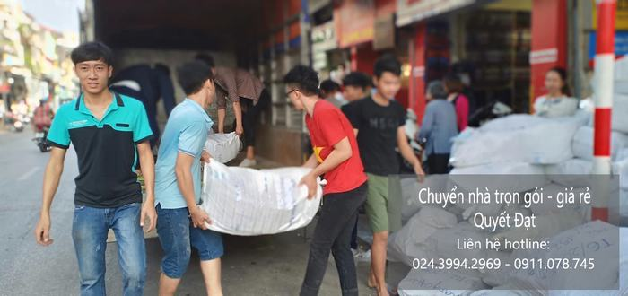 Dịch vụ chuyển nhà trọn gói tại đường Nguyễn Văn Ninh