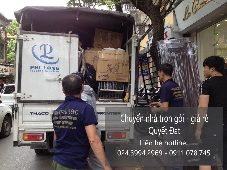 Công ty TNHH vận chuyển Thanh Hương. Chuyển nhà trọn gói giá rẻ tại TP_Hà Nội.
