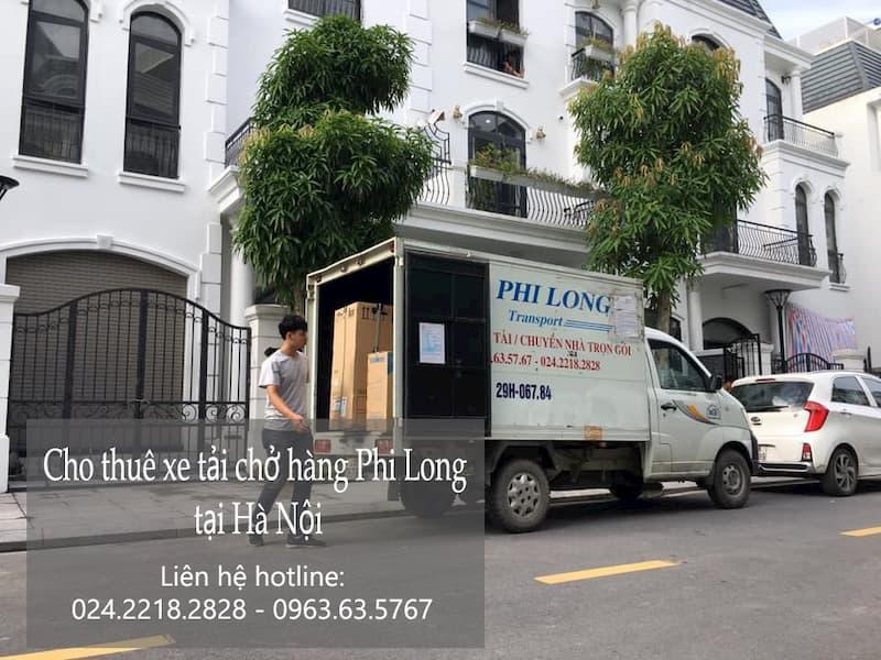 Chuyển nhà trọn gói giá rẻ tại khu đô thị Trung Văn