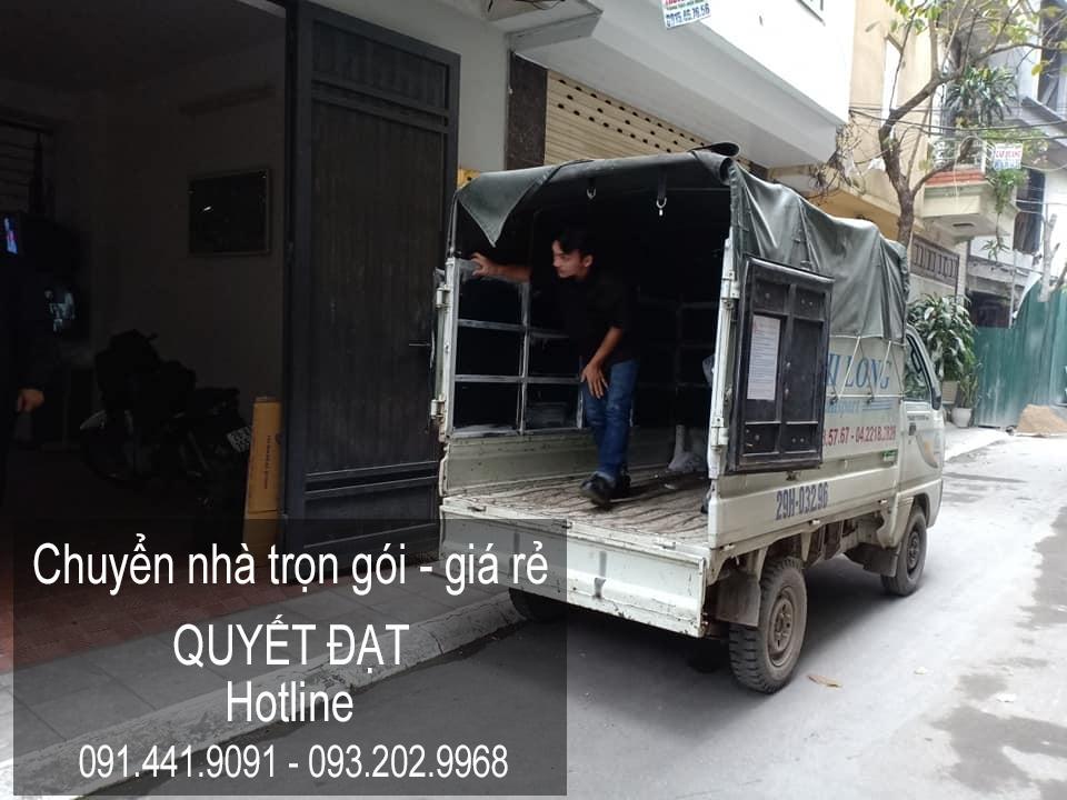 Dịch vụ chuyển nhà trọn gói tại đường Xuân Phương
