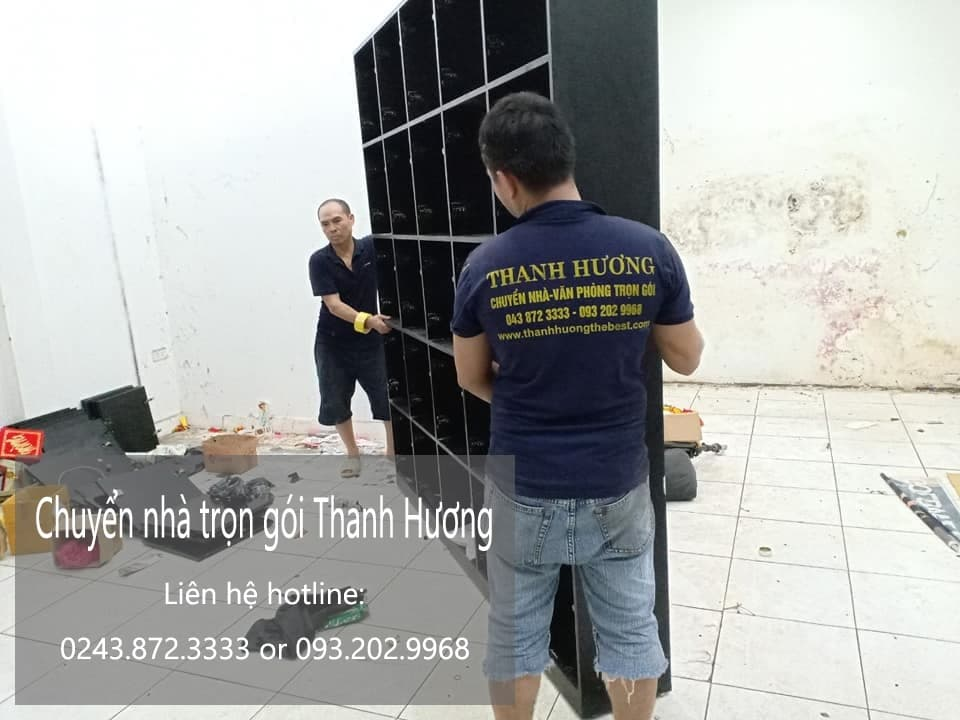 Dịch vụ chuyển nhà trọn gói tại đường Mai Phúc