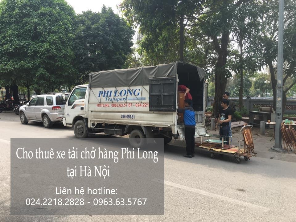 Thanh Hương chuyển nhà giá rẻ chất lượng phố Trần Bình