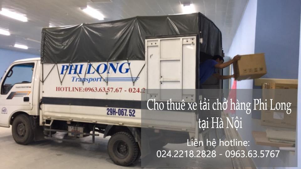 Hãng chuyển nhà giá rẻ Phi Long phố Tràng Tiền