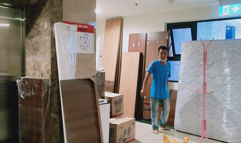 dịch vụ chuyển nhà giá rẻ tại chung cư Mipec tower