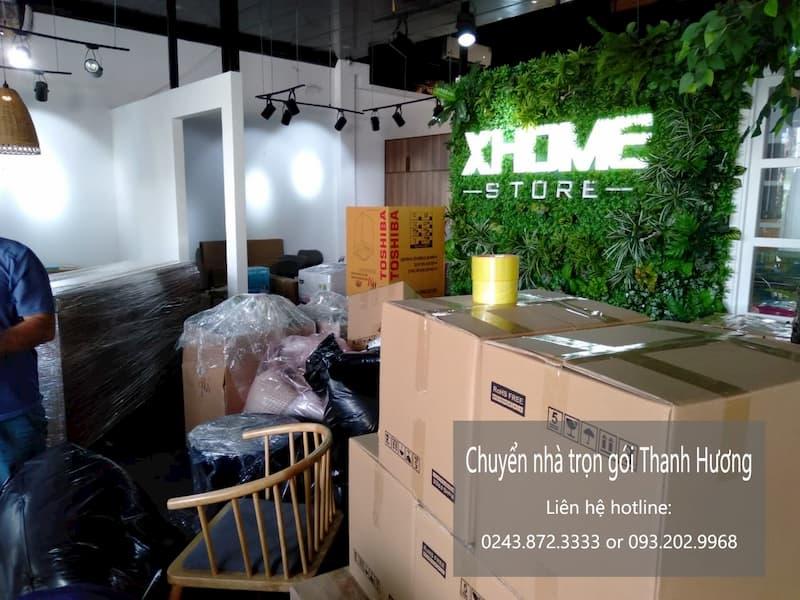 dịch vụ chuyển nhà giá rẻ, chuyên nghiệp Thanh Hương