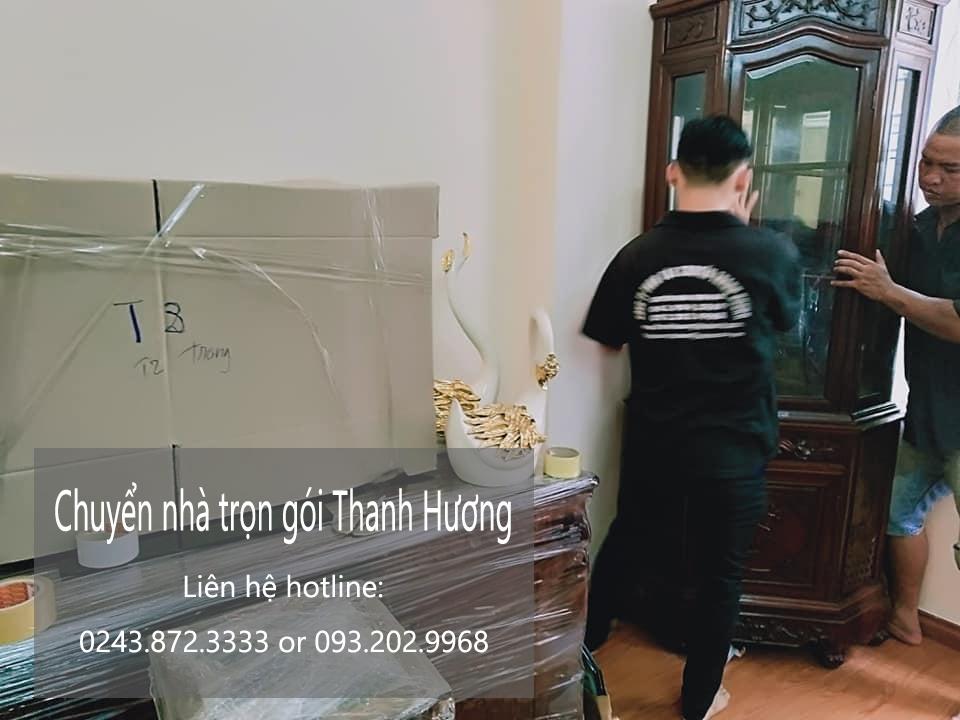 Chuyển nhà trọn gói giá rẻ Thanh Hương Hà Nội đi Bắc Ninh
