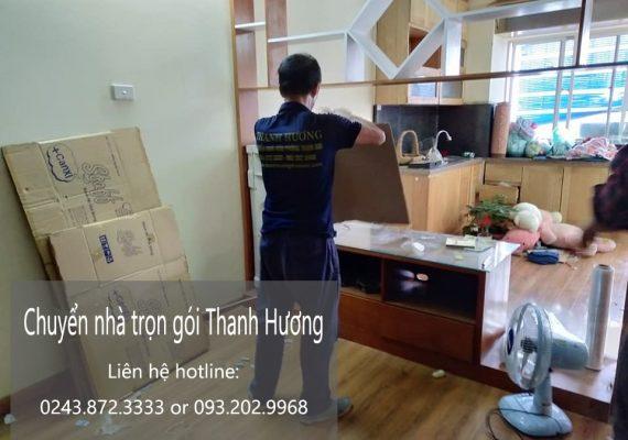chuyển nhà giá rẻ Thanh Hương tại khu đô thị Việt Hưng