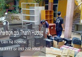 Dịch vụ chuyển nhà trọn gói  tại đường Gia Thượng