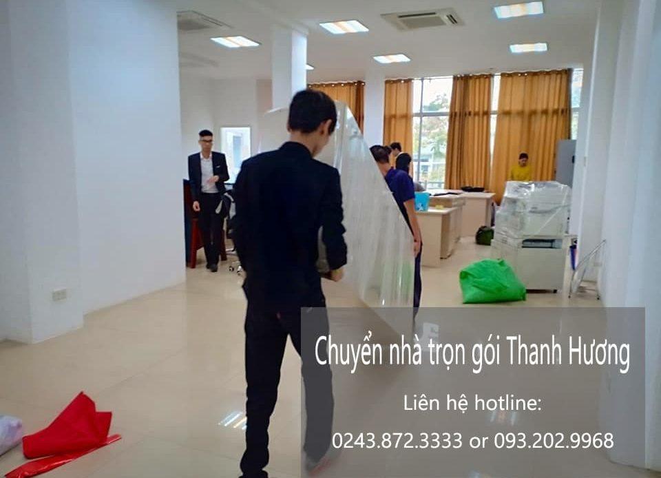 Chuyển nhà trọn gói giá rẻ Thanh Hương tại quận Thanh Xuân