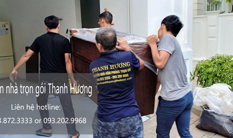 dịch vụ dọn nhà trọn gói giá rẻ Hà Nội đi Hưng Yên