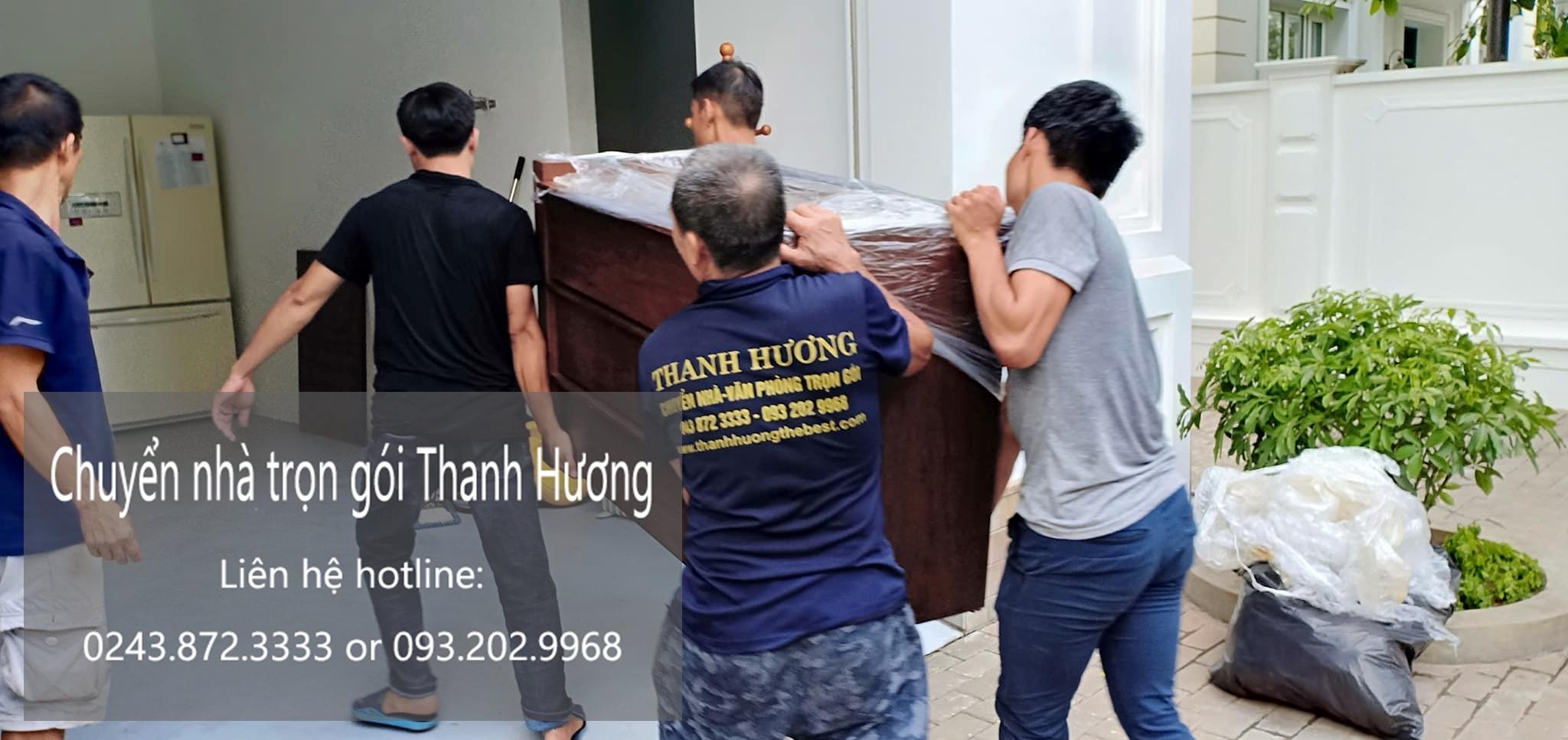 Dịch vụ chuyển nhà giá rẻ tại đường Phú Đô đi Hải Phòng