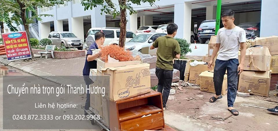 Thanh Hương cung cấp dịch vụ chuyển nhà tại Hà Nội đi Quảng Ninh.