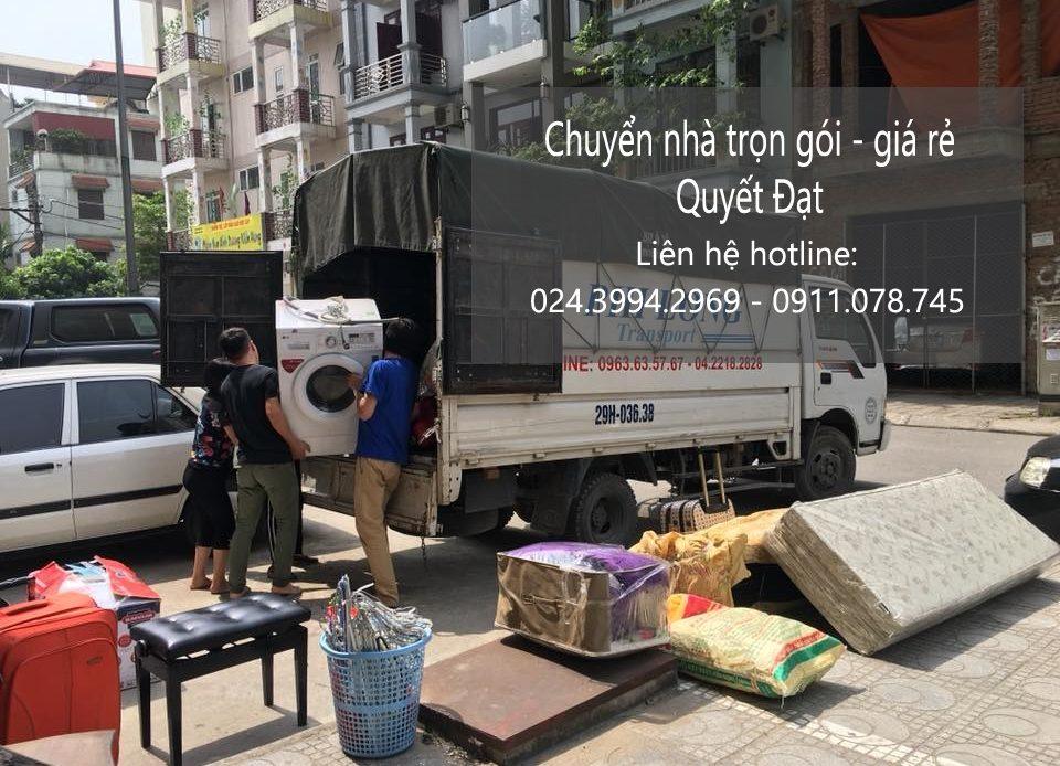 Chuyển nhà trọn gói chuyên nghiệp Thanh Hương tại Hà Nội
