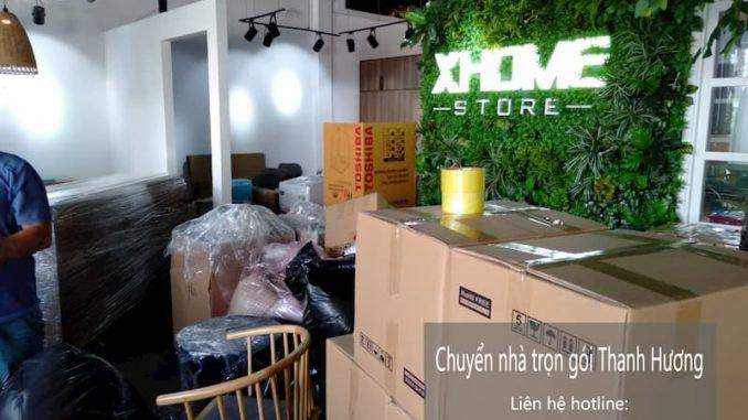 Dịch vụ chuyển nhà phố Vĩnh Phúc đi Hải Dương