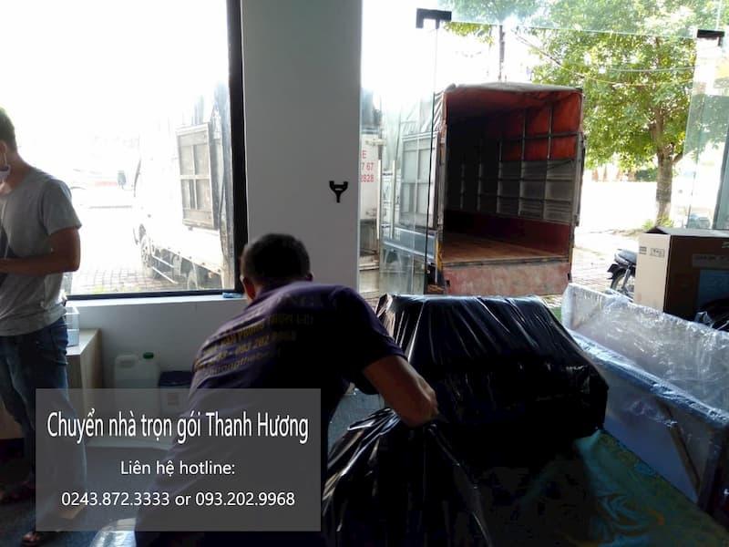 thuê xe tải 5 tạ chuyển nhà từ phố Hàng Than đi Hải Dương