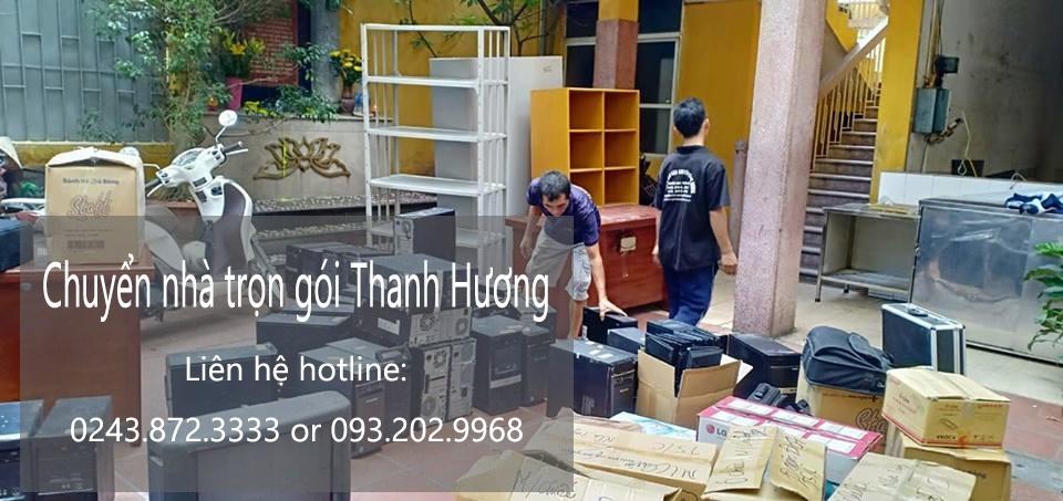 Taxi tải chuyển nhà tại đường Lê Trọng Tấn đi Hải Phòng