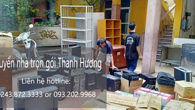 Dịch vụ chuyển nhà giá rẻ hà nội đi Bắc Ninh