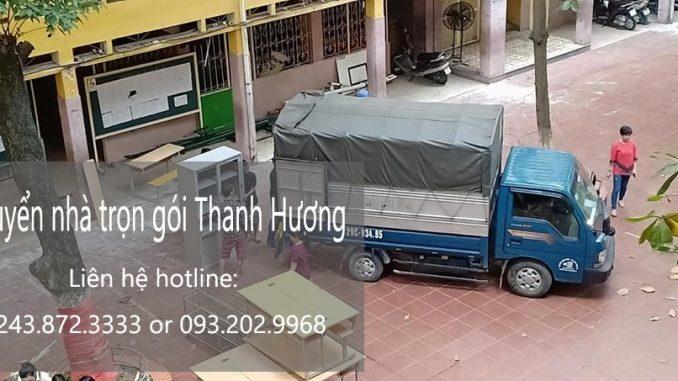 Dịch vụ chuyển nhà trọn gói phố Thanh Bảo đi Nam Định