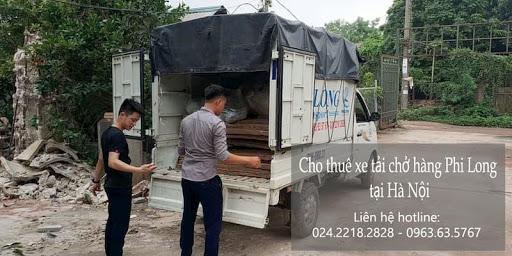 Taxi tải giá rẻ tại đường Trần Điền đi Phú Thọ