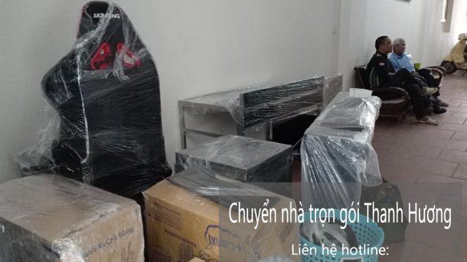 Chuyển nhà giá rẻ phố Vĩnh Phúc đi Quảng Ninh