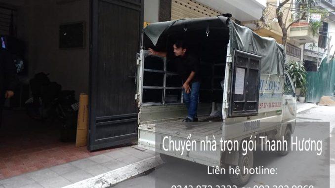 Dịch vụ chuyển nhà từ phố An Xá Hải Phòng