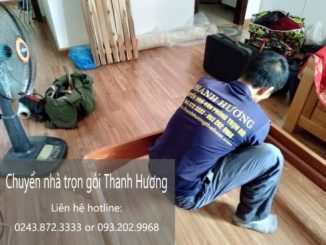 Chuyển nhà trọn gói tại phố Giang Văn Minh đi Ninh Bình