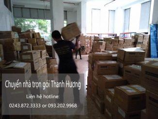 Dịch vụ chuyển nhà trọn gói tại phố Ngọc Trì đi Bắc Giang