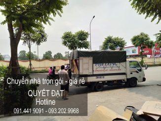 Chuyển nhà trọn gói tại phố Trần Bình đi Ninh Bình