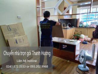 Chuyển nhà trọn gói giá rẻ phố Ngọc Hà đi Thanh Hóa