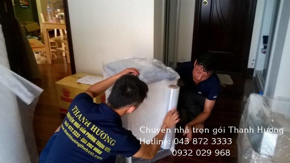 Dịch vụ chuyển nhà trọn gói Thanh Hương