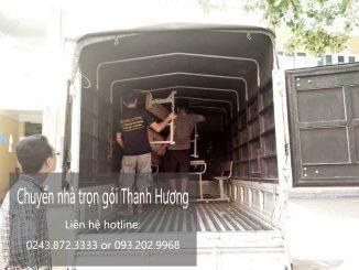 Chuyển nhà trọn gói giá rẻ phố Ngũ Xã đi Thanh Hóa